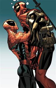Deadpool Spider-Man - I Love These Characters | Superhero ...