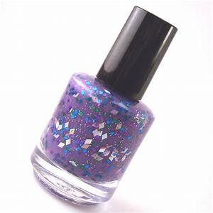 Drumroll Please Light Purple Nail Polish by ChaosAndCrocodiles