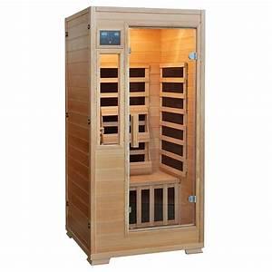 1 Mann Sauna : genesis series 1 person carbon sauna ~ Articles-book.com Haus und Dekorationen