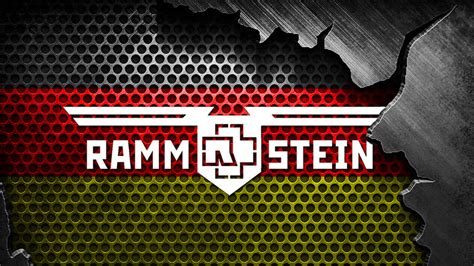 Rammstein Wallpaper 'metal' By Necro90 On Deviantart