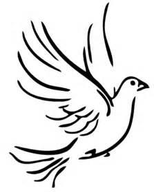 Christian Dove Symbol Clip Art
