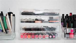 Boite De Rangement Maquillage : comment ranger son maquillage missgworld ~ Dailycaller-alerts.com Idées de Décoration