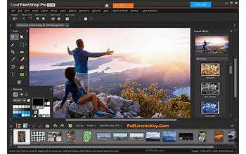 Corel PaintShop Pro screenshot #5