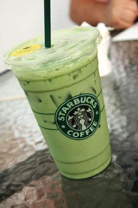 Starbucks Iced Green Tea Latte with nonfat milk and