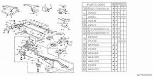 Wiring Diagram 87 Subaru Gl