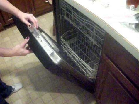dishwasher repair   kenmore elite replacing  thermal