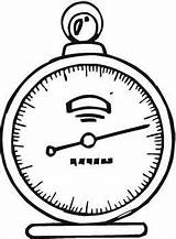 Tools Weather Measuring Barometer Drawing Air Non Pressure Getdrawings Licensed Commercial Measures sketch template
