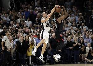 5 spectacular photos of Manu Ginobili blocking James ...