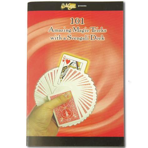 cool svengali deck tricks 101 tricks with a svengali deck by royal magic