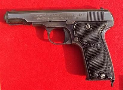 Marking Mab Nazi Waffenamt Pistol Automatic French