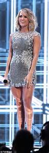Carrie Underwood stuns on Grammy Awards red carpet   Daily ...