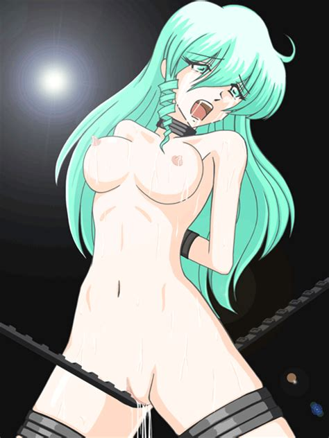 Rule 34 Animated Arms Behind Back Bondage Breasts Crotch