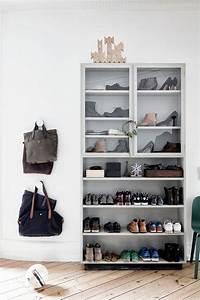 Meuble Chaussure Design : meuble chaussure leroy merlin ~ Teatrodelosmanantiales.com Idées de Décoration