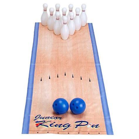 NEW Kids 10 Pin Ball Bowling Set 2 PlasticIndoor