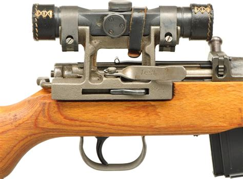 walther   semi auto sniper rifle poulins antiques