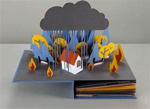 21 best pop up card images on pinterest pop up cards With revolution the lifecycle of water told in a stop motion pop up book