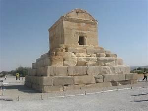 Panoramio - Photo of آرامگاه کورش بزرگ (پاسارگاد The tomb ...