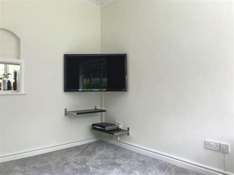 Build A C Caddy Corner Tv Stand Plans  Indoor & Outdoor Decor