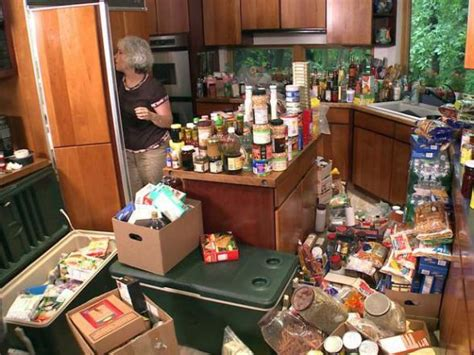 Inside The Kitchen Of A Food Hoarder Devour Cooking
