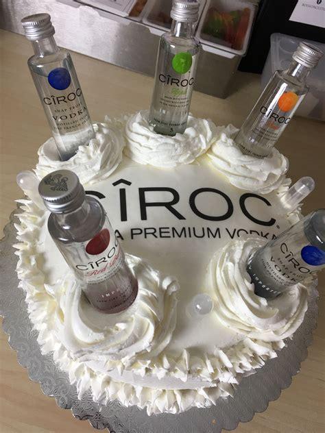ciroc liquor cake willie   liquor cake cocktail