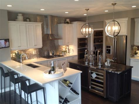 kitchen with backsplash pictures the different countertop jayman show home home 6491