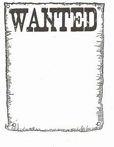 Wanted poster template ks2 images for Free wanted poster template printable