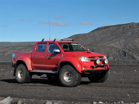 Arctic Trucks Toyota Hilux Double Cab At38 Lhd '2008