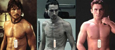 Christian Bale Losing Rebuilding Muscle For Reign