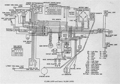 1977 Honda Ct70 Wiring Schematic by Category Honda Wiring Diagram Page 5 Circuit And