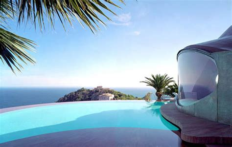 villa palais bulles  france shelby white  blog
