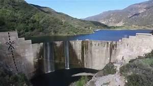The Matilija Dam - 1080p 60fps