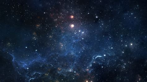 Wallpaper Stars, Planets, Galaxy, 4k, Space, #6345