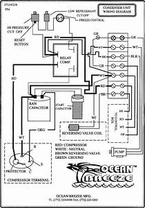 A C Condenser Wiring Diagram  A  Wiring Examples And