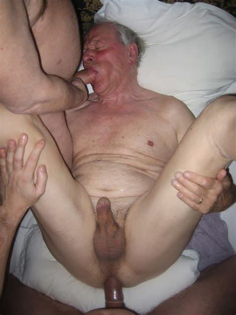 Very Old Nude Gay