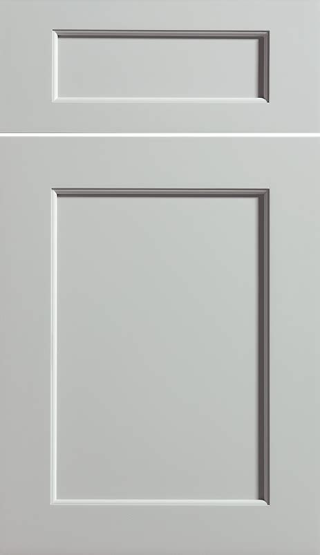Kitchen Cabinet Doors Paintable dura supreme cabinetry highland cabinet door style shown