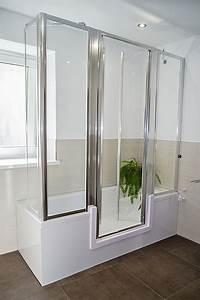 Badewanne Umbauen Zur Dusche : wellness ohne barrieren ~ Markanthonyermac.com Haus und Dekorationen