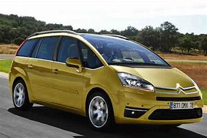 Fiche Technique Citroen C4 Grand Picasso 1 6 Vti 2009