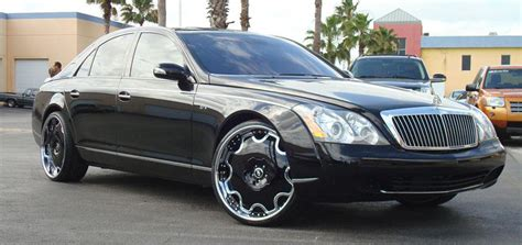 Who Owns A Maybach Pictures To Pin On Pinterest