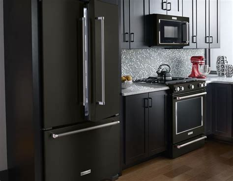 appeal  black stainless steel appliances consumer reports