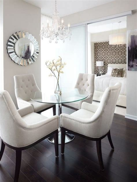 Decorating Ideas For Glass Kitchen Table by Best 25 Glass Dining Table Ideas On Glass