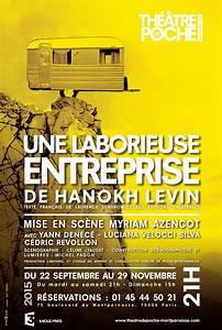 Theatre Poche Montparnasse : critique th atre spectacles une laborieuse entreprise de ~ Nature-et-papiers.com Idées de Décoration