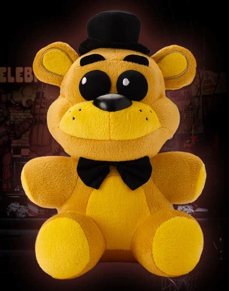 Five Nights at Freddy's - Golden Freddy Plush - Sanshee