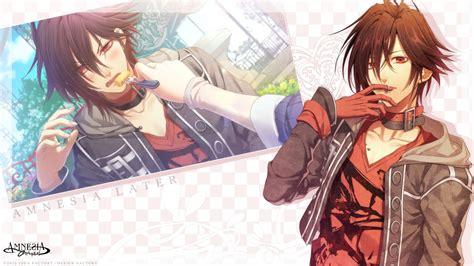 Amnesia Anime Toma X Reader Junita Chai Amnesia Visual Novel
