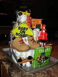 Construction baby shower on Pinterest