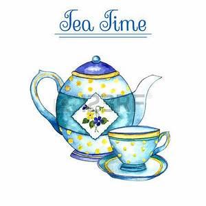 Vintage Teapot Clipart   Free download best Vintage Teapot ...