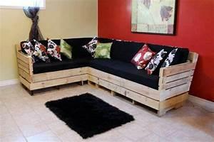 Sofa Aus Paletten Bauen : sofa aus paletten eine perfekte vollendung des interieurs ~ Whattoseeinmadrid.com Haus und Dekorationen