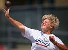 At 70, the world is again former Olympian Carol Frost's ...