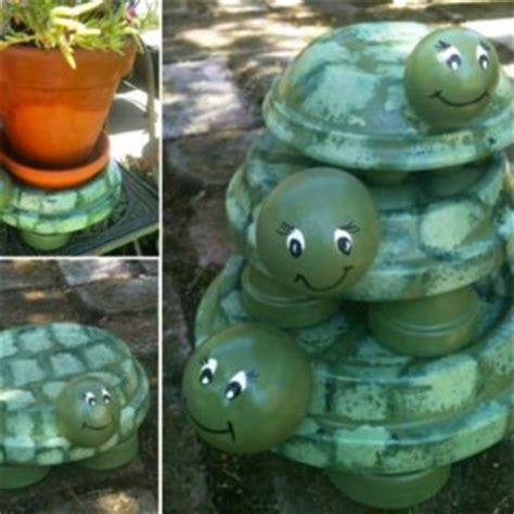 terra cotta clay pots lighthouse