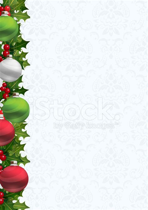 christmas wallpaper invitations decorative invite background stock vector freeimages