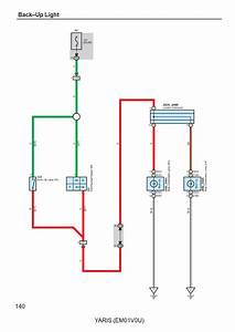 Toyota Yaris Wiring Diagrams